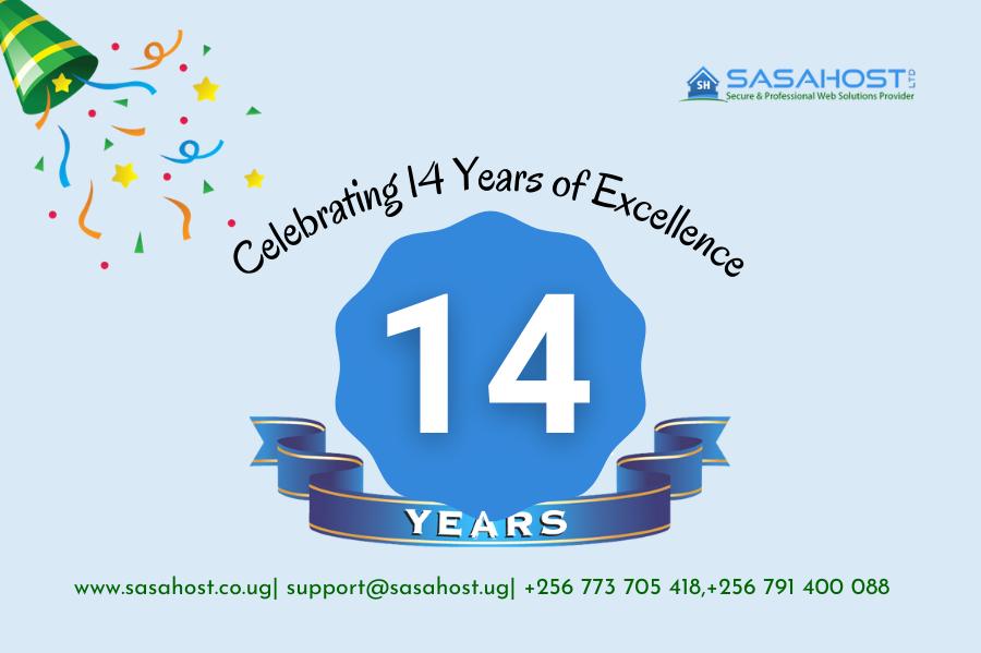 Happy 14 Anniversary!