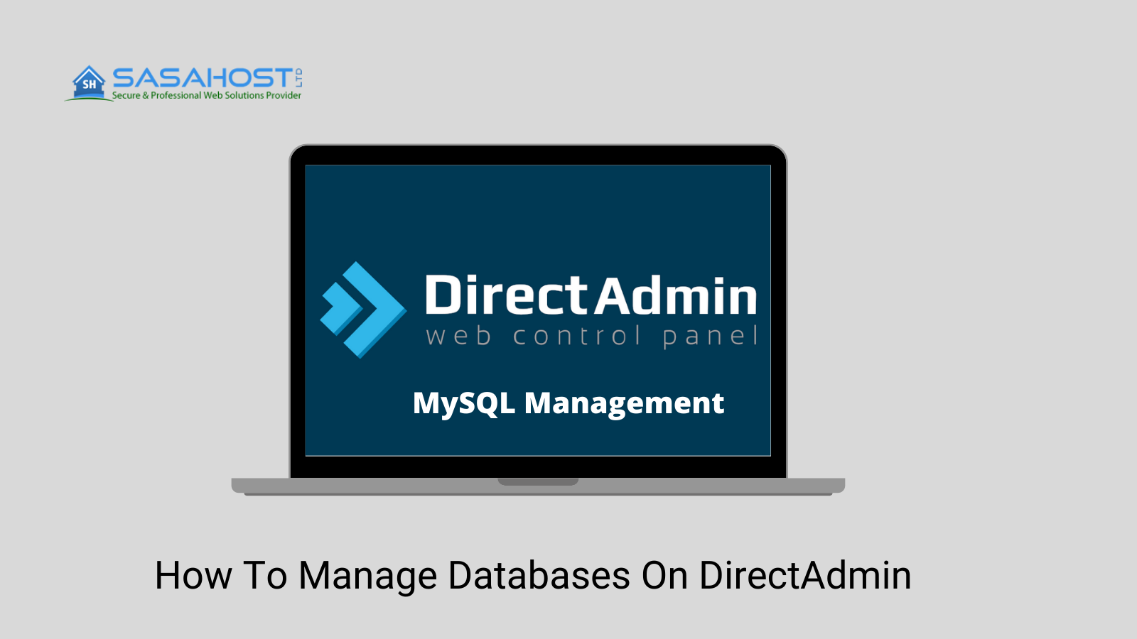 databases on direct admin