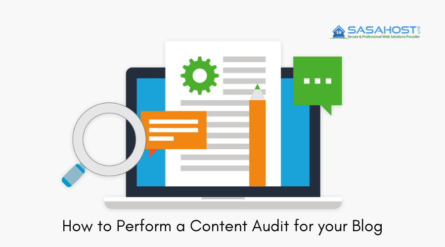 How to perform a Content Audit for your Blog